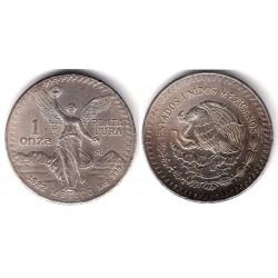 (494.1) Estados Unidos Mexicanos. 1982. 1 Onza (EBC) (Plata)
