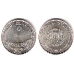 Portugal. 2005. 5 Euro (SC) (Plata)
