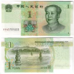 China. 2019. 1 Yuan (SC)