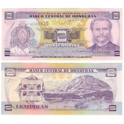 (80Ae) Honduras. 2004. 2 Lempiras (SC)