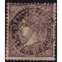 (98) 1868. 50 Mils. de Esc. Isabel II (Usado)