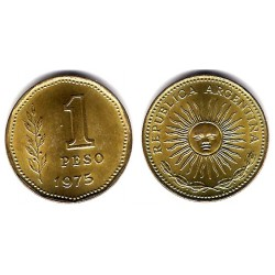 (69) Argentina. 1975. 1 Peso (SC)