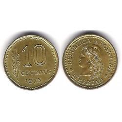 (66) Argentina. 1975. 10 Centavos (EBC)