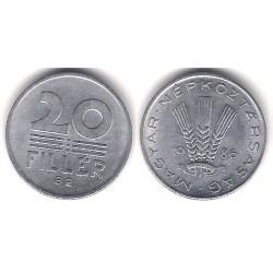 (573) Hungria. 1986. 20 Filler (MBC)