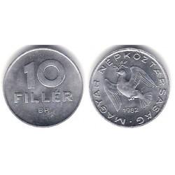 (572) Hungria. 1982. 10 Filler (SC)