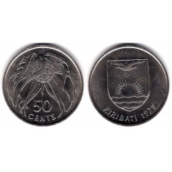 (6) Kiribati. 1979. 50 Cents (EBC+)