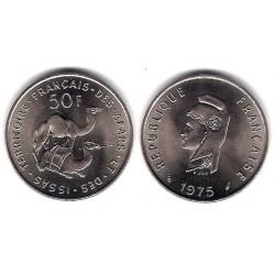 (18) Affars y Issas. 1975. 50 Francs (SC)