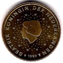 Países Bajos. 1999. 50 Céntimos (SC)