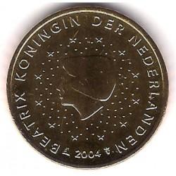 Países Bajos. 2004. 50 Céntimos (SC)