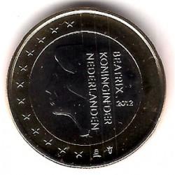 Países Bajos. 2012. 1 Euro (SC)