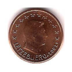 Luxemburgo. 2002. 1 Céntimo (SC)