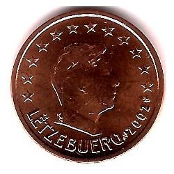 Luxemburgo. 2002. 2 Céntimos (SC)