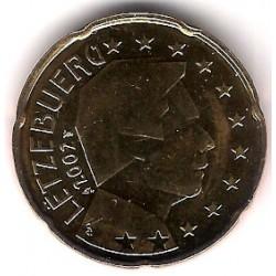 Luxemburgo. 2002. 20 Céntimos (SC)