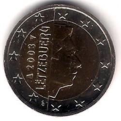 Luxemburgo. 2003. 2 Euro (SC)