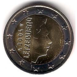 Luxemburgo. 2004. 2 Euro (SC)
