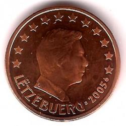 Luxemburgo. 2005. 5 Céntimos (SC)