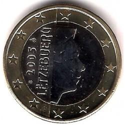 Luxemburgo. 2005. 1 Euro (SC)