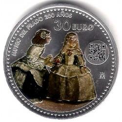 España. 2019. 30 Euro (SC) (Plata)
