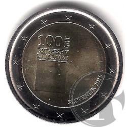 Eslovenia. 2019. 2 Euro (SC)