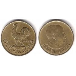 (20) Malaui. 1992. 1 Kwacha (MBC)