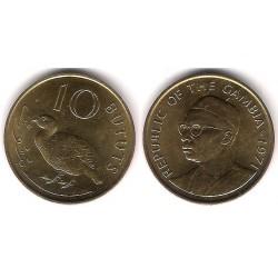 (10) Gambia. 1971. 10 Bututs (SC)