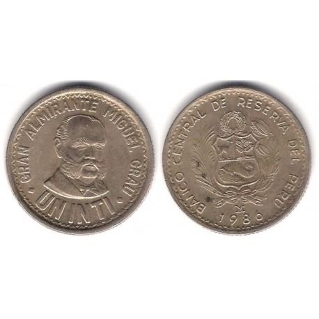 (296) Perú. 1986. 1 Inti (MBC)