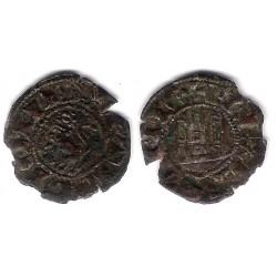 Fernando IV. 1295-1312. Pepión (BC) Sin Marca de Ceca