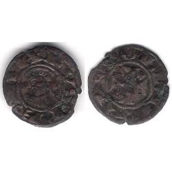 Alfonso I. 1109-1126. Dinero (BC) Ceca de Toledo