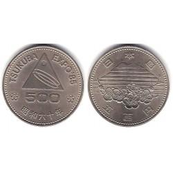 (Y88) Japón. 1985. 500 Yen (SC)