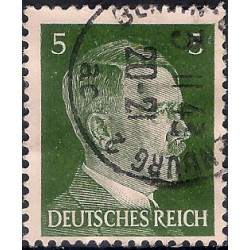 (509) Imperio Alemán (III Reich). 1941-44. 5 Pfennig (Usado)