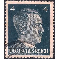 (508) Imperio Alemán (III Reich). 1941-44. 4 Pfennig (Usado)