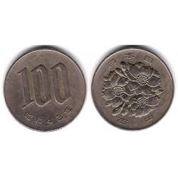 (Y82) Japón. 1968(43). 100 Yen (MBC)