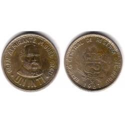 (296) Perú. 1987  Inti (MBC)