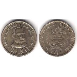 (296) Perú. 1987. 1 Inti (EBC)