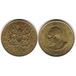 (11) Kenia. 1978. 10 Cents (MBC)