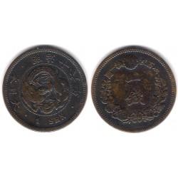 (Y17.2) Japón. 1882(15). 1 Sen (MBC+)