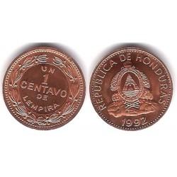 (77a) Honduras. 1992. 1 Centavo (SC)