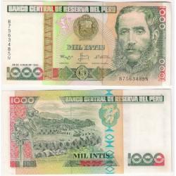 (136b) Perú. 1988. 50 Intis (EBC+)