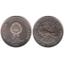 (663) Hungria. 1988. 50 Forint (SC)