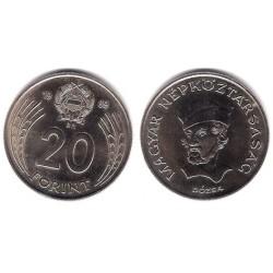 (630) Hungria. 1989. 20 Forint (SC)