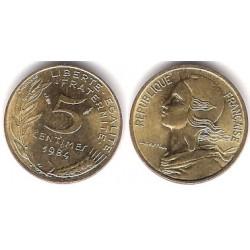 (933) Francia. 1984. 5 Centimes (SC)