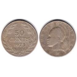 (17a.2) Liberia. 1973. 50 Cents (MBC)
