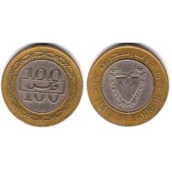 (20) Bahrain. 1992. 100 Fils (MBC)
