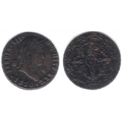 Fernando VII. 1830. 4 Maravedi (BC) Ceca de Segovia