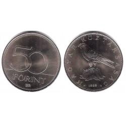 (697) Hungria. 1995. 50 Forint (SC)