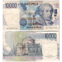 (112b) Italia. 1984. 10000 Lira (MBC)