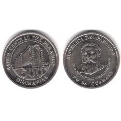 (195a) Paraguay. 2006. 500 Guaranies (EBC+)
