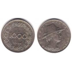 (2834) Austria. 1924. 1000 Kroner (MBC)