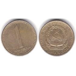 (83) Angola. 1979. 1 Kwanza (MBC)