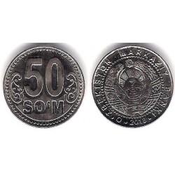 Uzbekistán. 2018. 50 Som (SC)